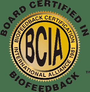 logo BCIA_BoardCertifiedInBiofeedback_Gold